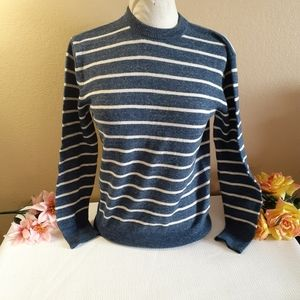 🍀3 for $25🍀 GAP striped pullover sweater BOYS 12